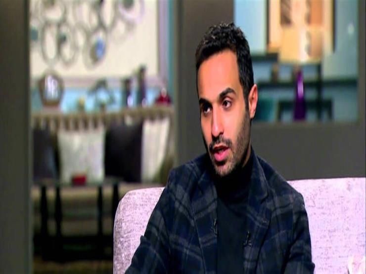 """أحمد فهمي: """"الناس عدوانية على السوشيال ميديا واللي يشتمني هشتمه"""""""