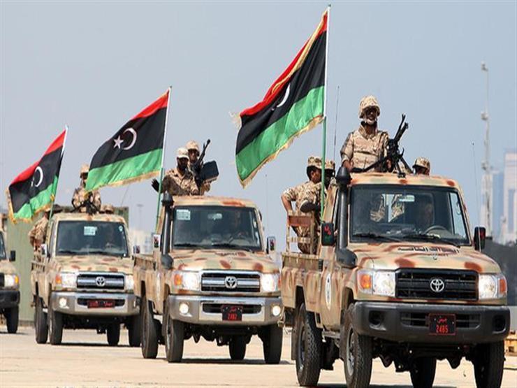 الجيش الوطني الليبي يعلن سيطرته على منطقة العزيزية جنوب طرابلس