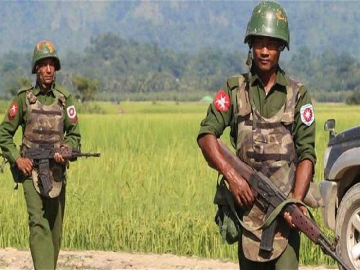 ميانمار تعلق العمليات العسكرية لإجراء محادثات وقف إطلاق النار