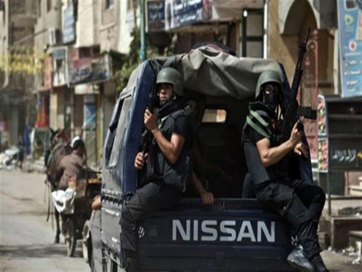الداخلية: مقتل تاجر مخدرات أصاب أمين شرطة بالرصاص خلال مطاردته