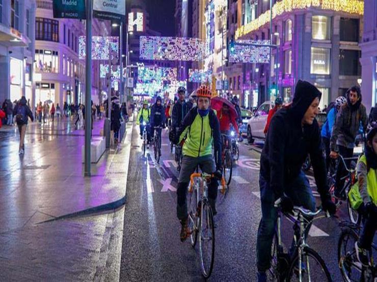 مدريد على دراجة - وسط المدينة قريباً خال من السيارات