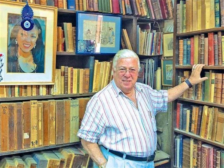 مكتبة الإسكندرية تتعاقد مع ورثة الفنان حسن كامي للحصول على كتبه
