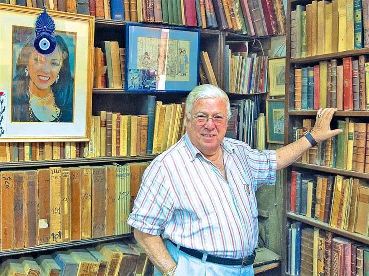 """مدير مكتبة الإسكندرية يكشف عن اتفاق مع ورثة حسن كامي بشأن """"المستشرق"""""""