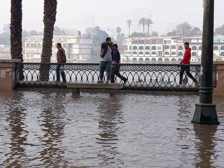 """""""القابضة للمياه"""": عودة الخدمة للمناطق المتأثرة نتيجة كسر خط ماسبيرو"""