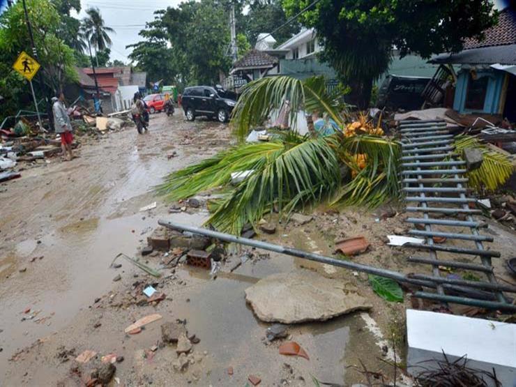 حصيلة قتلى الفيضانات في إندونيسيا ترتفع إلى 29 شخصا