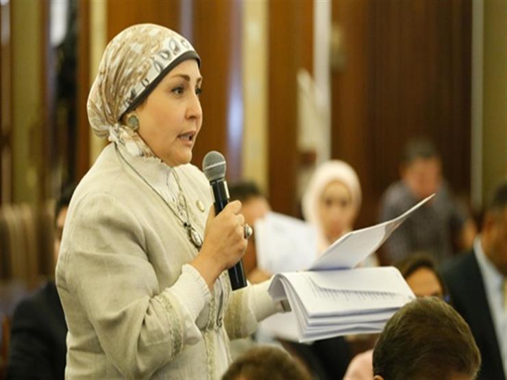 """برلمانية تطالب """"القومي للمرأة"""" بالتدخل للدفاع عن سيدة """"نادي الزمالك النهري"""""""