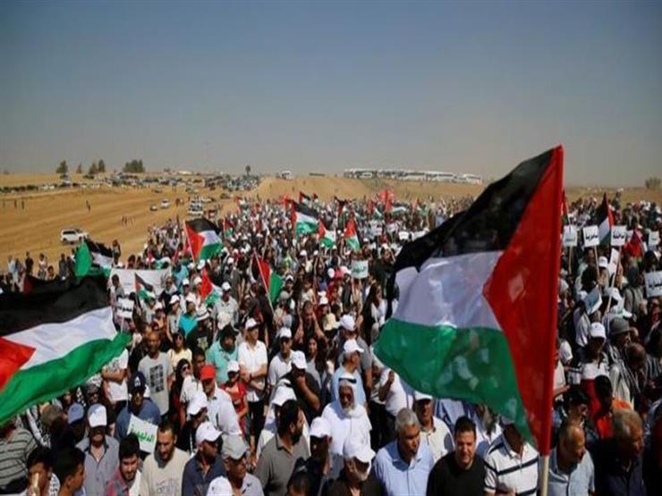 استعدادات في غزة لجمعة  بوحدتنا تسقط المؤامرة  ضمن مسيرات ال   مصراوى