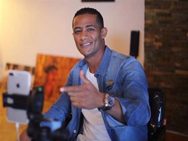 """محمد رمضان ينشر صورة من كواليس أغنيته الجديدة """"أنا مافيا"""""""