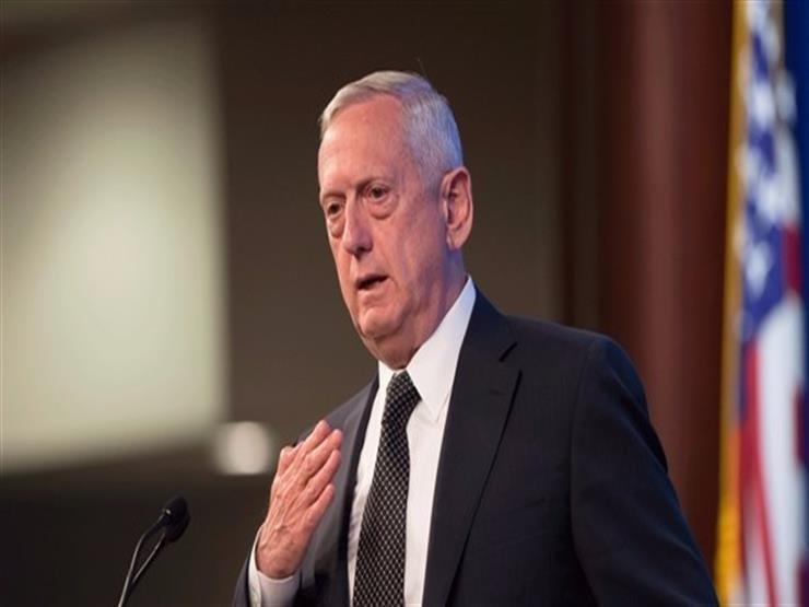 """ماتيس: تعزيز الحضور العسكري في الخليج """"تحذير"""" لإيران"""