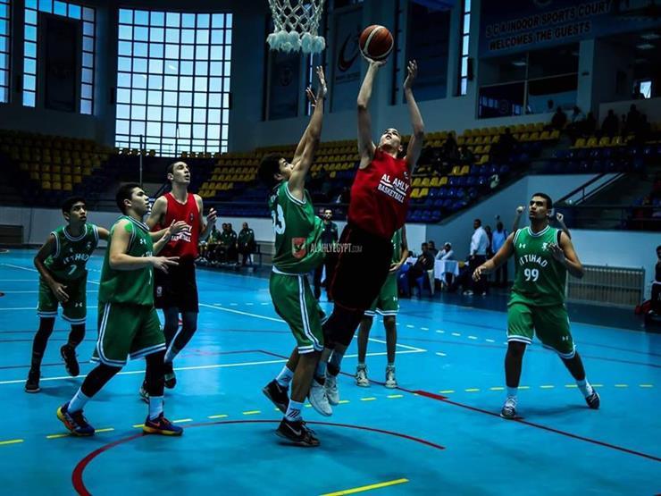 الاتحاد يكتسح الأهلي ويتوج بطلًا لدوري السوبر لكرة السلة