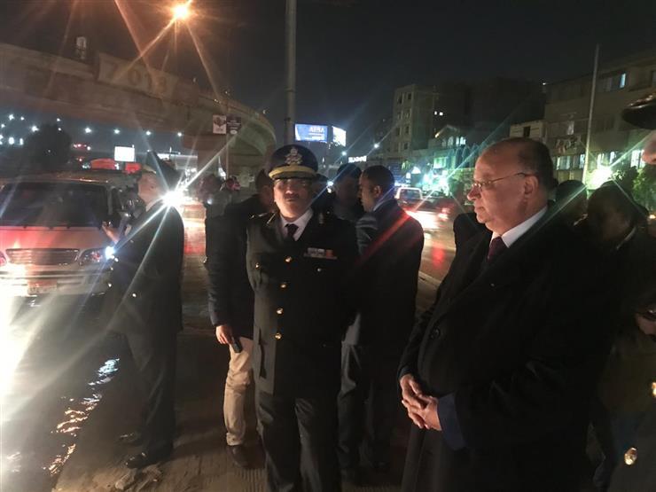 محافظ القاهرة: البدء في رفع كفاءة المنطقة المحيطة لاستاد القاهرة استعدادا لبطولة الأمم الأفريقية