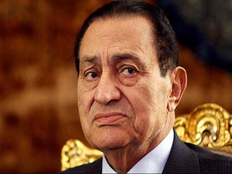 """بدء سماع شهادة """"مبارك"""" في محاكمة مرسي بـ""""اقتحام السجون"""""""