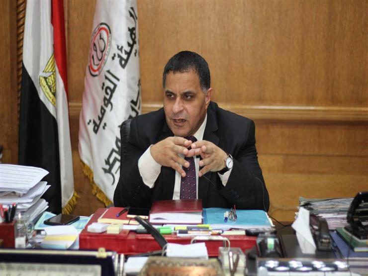 رئيس السكة الحديد يتفقد تطوير المحطات وكهربة الإشارات بغرب الدلتا