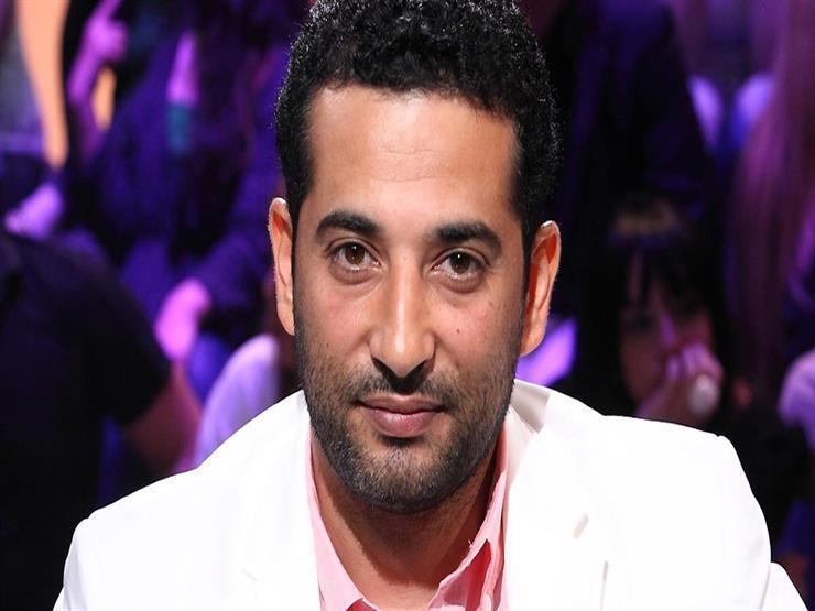 """عمرو سعد ينشر صورة من كواليس """"حملة فرعون"""""""