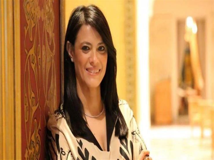 وزيرة السياحة تبحث إنشاء قسم للتدريب والضيافة بالجامعة الأمريكية في القاهرة