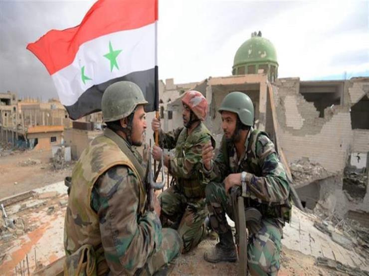 روسيا اليوم: استهداف حافلة للجيش السوري على متنها 40 جنديا