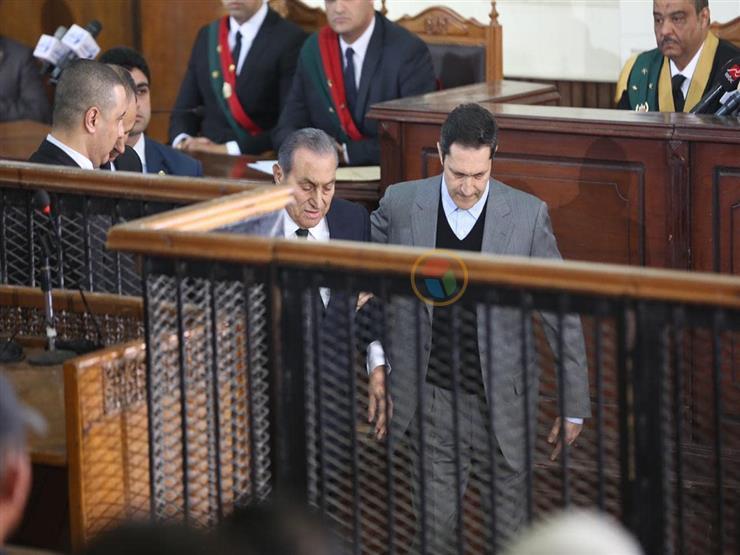 مبارك في اقتحام السجون: الإخوان قتلوا الناس ورجال الشرطة وخربوا البلد