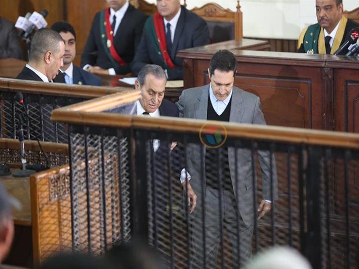 مبارك في اقتحام السجون: لم أسمع عن مخطط نقل الفلسطينيين إلى سيناء