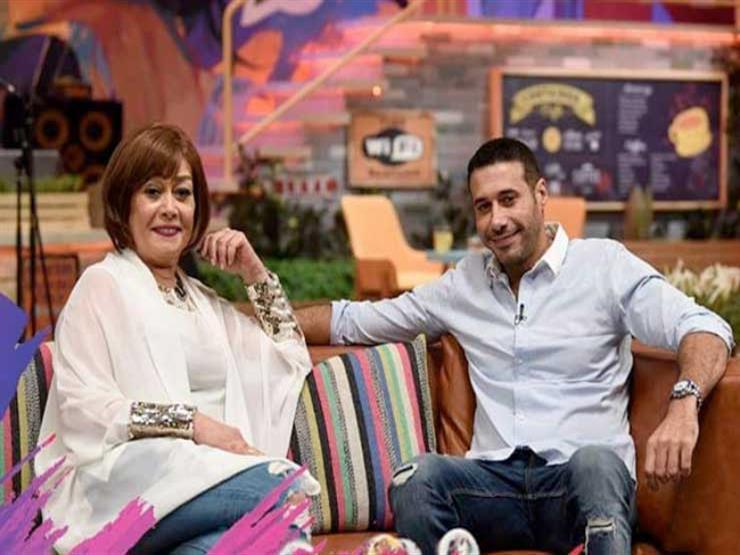 """هالة فاخر وأحمد السعدني ضيوف حلقة الليلة من """"أنا وبنتي"""""""