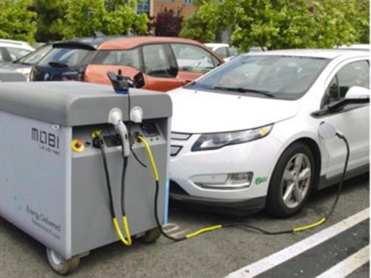 فولكس فاجن تعتزم التحول لمحطات الشحن المحمولة للسيارات الكهربائية