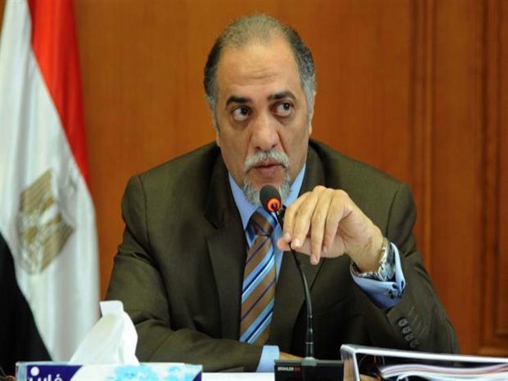 تفاصيل لقاء رئيس دعم مصر وسفير اوزبكستان بالقاهرة