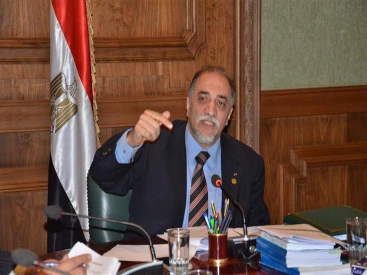 """""""القصبي"""" لوفد أوزبكستاني: مصر تهتم بالشباب بشكل غير مسبوق"""