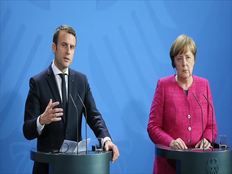 العالم في صور: ماكرون وميركل يوقعان معاهدة صداقة.. والصراع السوري الإسرائيلي يتفاقم