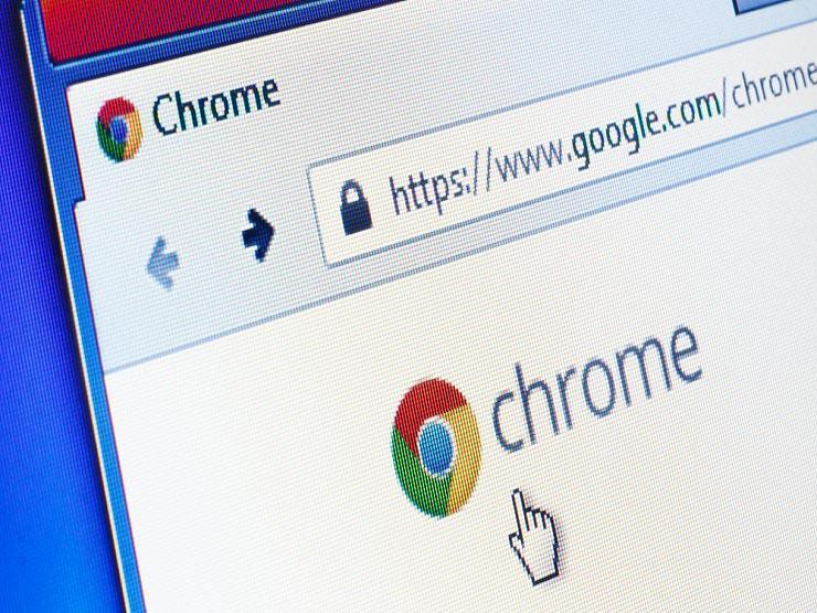 """Discover a software vulnerability in the browser """"Chrome"""""""
