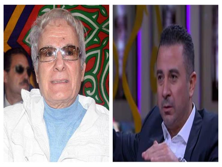 خاص| أحمد سعيد عبدالغني: حالة والدي حرجة ومازال في العناية المركزة