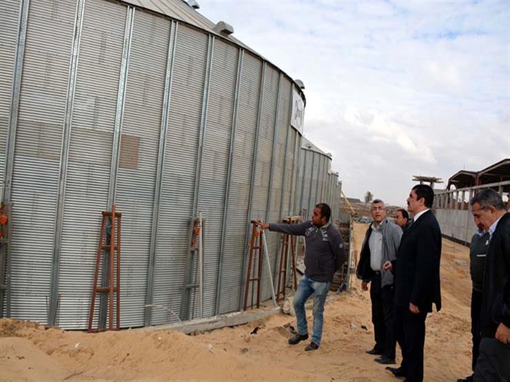 محافظ القليوبية يتفقد عددًا من المشروعات القومية بمدينة الخانكة