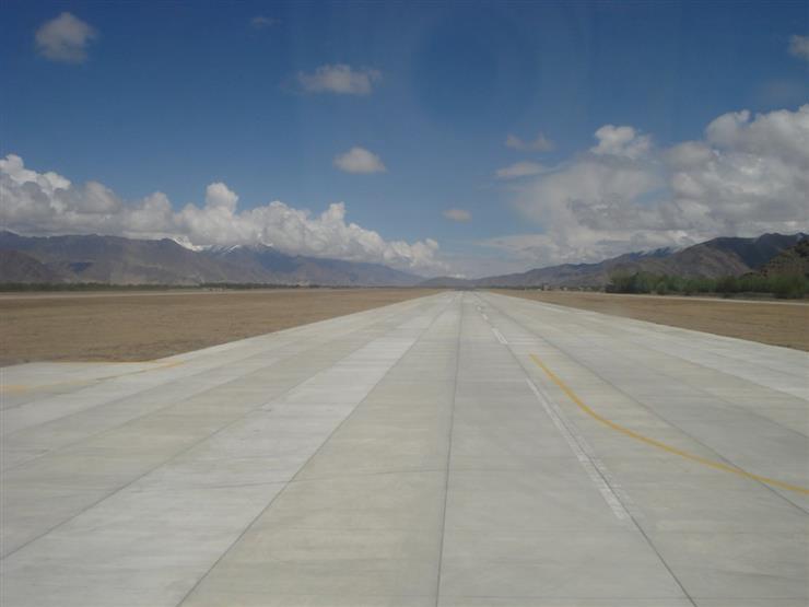 مطار كامدو بامدا في الصين