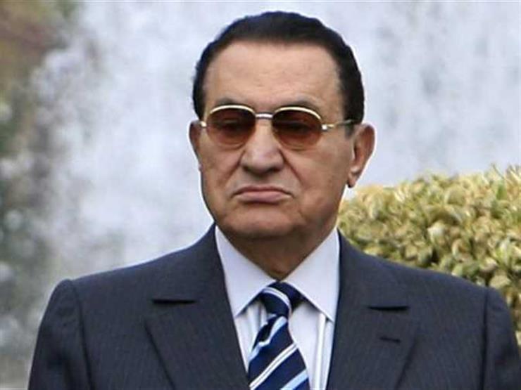 """""""عيد ميلاده الـ 91"""".. حفيد مبارك ينشر أحدث صورة للرئيس الأسبق"""