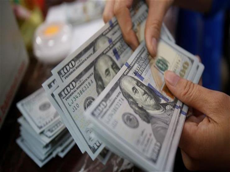 """الدولار ينخفض بـ""""كريدي أجريكول"""" ويستقر في 9 بنوك بنهاية تعاملات الاثنين"""