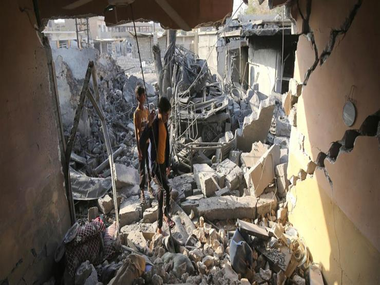 حقوق الإنسان بالعراق: انتشال أكثر من 4 آلاف جثة من تحت أنقاض الموصل
