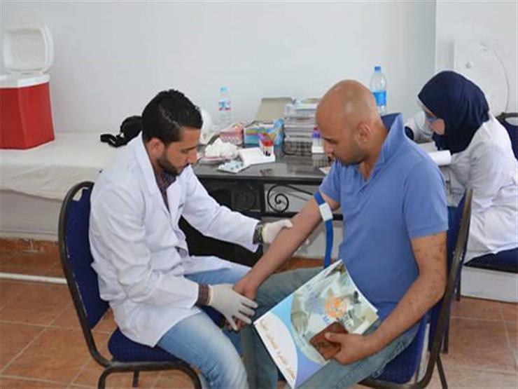 ريهام غلاب: مسح مليون مواطن في المرحلة الثانية من الكشف عن فيروس سي
