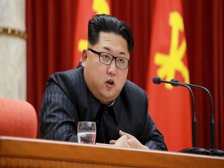 """كيم جونج أون زعيم كوريا الشمالية يحذر من """"تغير المسار"""" إذا استمرت العقوبات الأمريكية"""