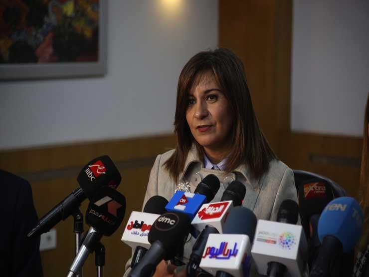 وزيرة الهجرة: نتواصل مع الأسر فى نيوزيلندا لمعرفة موقف المفقودين
