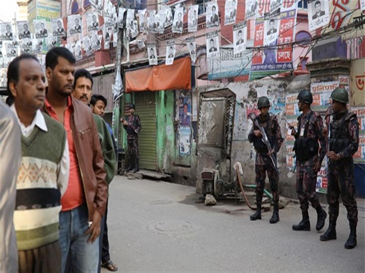 ارتفاع حصيلة الاشتباكات خلال الانتخابات العامة ببنجلاديش إلى 16 قتيلًا