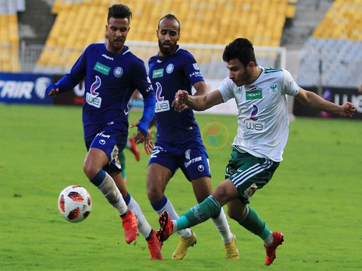 في مباراته المحلية الأولى.. إيهاب جلال يقود المصري للتعادل أمام سموحة