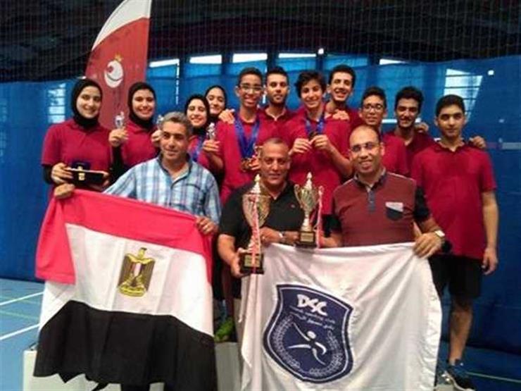 مصر تفوز بمنافسات البطولة العربية والأفريقية لكرة السرعة