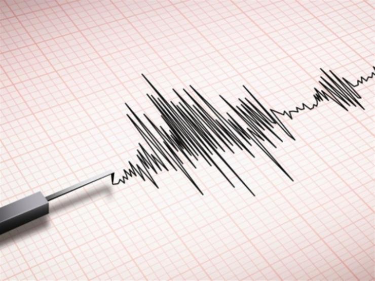 زلزال بقوة 5.8 درجات يضرب دولة جنوبي المحيط الهادئ   مصراوى