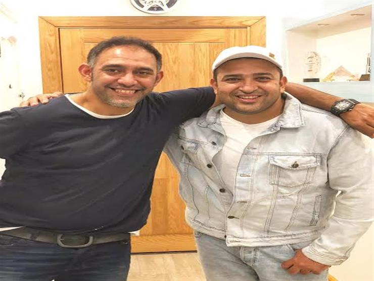 """تامر حسين يهنئ عمرو مصطفى بعيد ميلاده: """"حبيبي العبقري"""""""