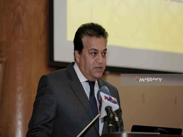 وزير التعليم العالي: تطوير المستشفيات الجامعية لن يتحمله المريض