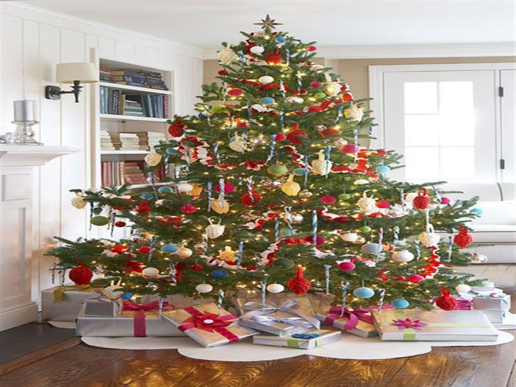 من غير تكاليف.. 3 أفكار بديلة لشجرة الكريسماس الكبيرة