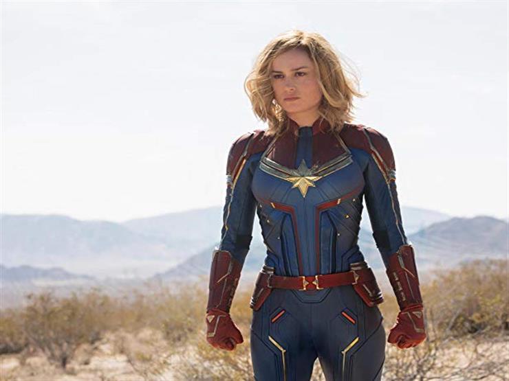 """في 14 ساعة فقط.. 8 ملايين مشاهدة لإعلان """"Captain Marvel"""" الجديد"""