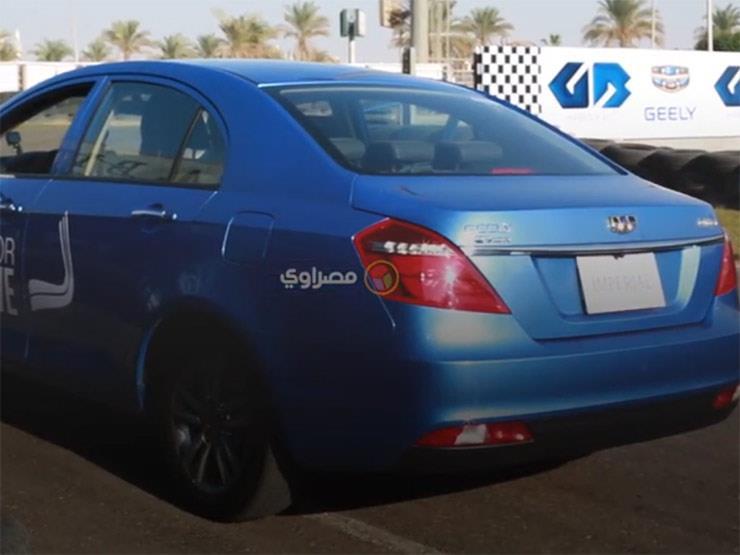 """مصراوي يختبر """"إمبريال"""".. أحدث سيارات عائلة جيلي الصينية في مصر"""