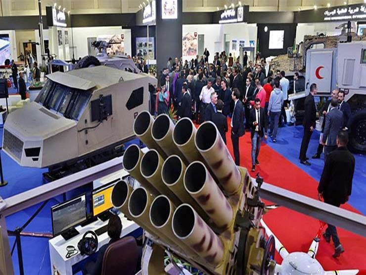 """القوات المسلحة توقع العديد من عقود التسليح مع شركات عالمية بـ""""إيديكس 2018"""""""