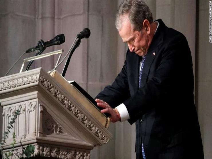 من الأرشيف: كيف تلقّى بوش نبأ هجمات 11 سبتمبر؟ (فيديو وصور)