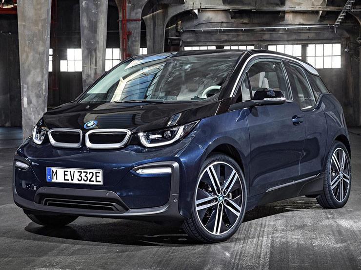 بالصور.. تعرف على سيارة BMW الكهربائية المقرر طرحها بمصر 2019