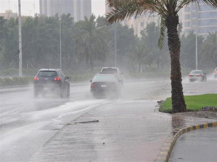الأرصاد: أمطار غزيرة على القاهرة خلال نصف ساعة.. واليوم ذروة الطقس السيء